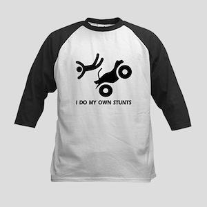 ATV: I Do My Own StuntsT ATV Kids Baseball Jersey