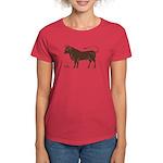 Niu Nian Women's Dark T-Shirt