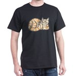 OrangeTabby ASL Kitty Dark T-Shirt