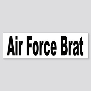 Air Force Brat Bumper Sticker