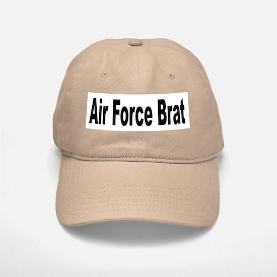 Air Force Brat Baseball Baseball Cap