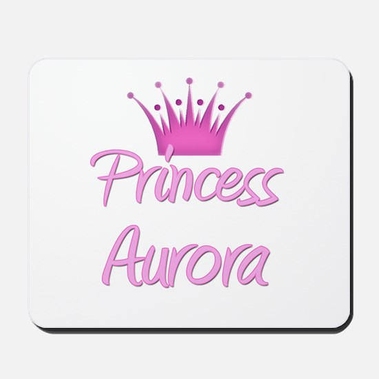 Princess Aurora Mousepad