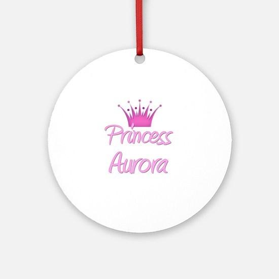 Princess Aurora Ornament (Round)