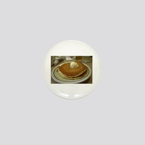 Pancake Mini Button