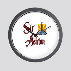 Sir Ashton Wall Clock