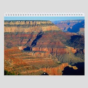 America's Beautiful West  Wall Calendar