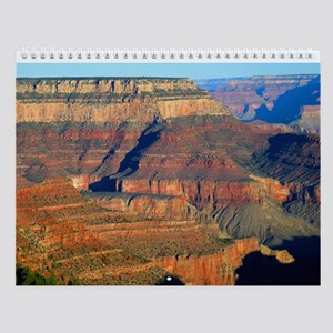 America's Beautiful West  Wall Calendar