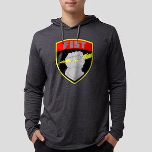 FIST SHIELD 1 Long Sleeve T-Shirt