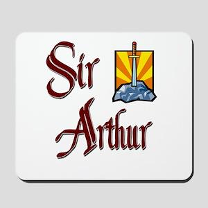Sir Arthur Mousepad