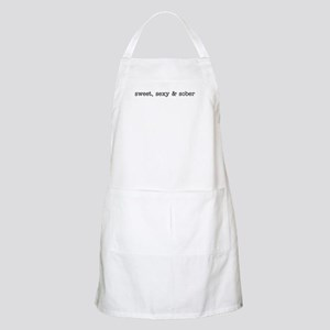 Sweet, Sexy and Sober BBQ Apron