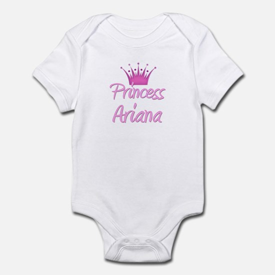 Princess Ariana Infant Bodysuit