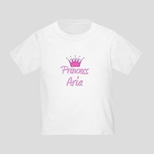 Princess Aria Toddler T-Shirt