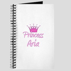 Princess Aria Journal