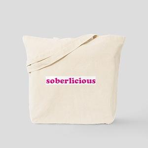 Soberlicious Tote Bag