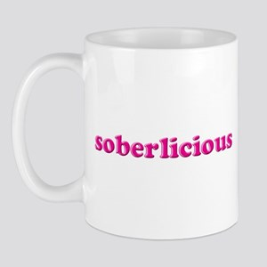 Soberlicious Mug