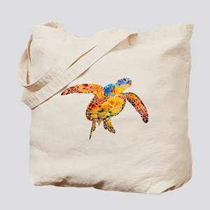 Sea Turtle Tote Bag