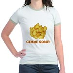 Gimme Some (of your tots)! Jr. Ringer T-Shirt