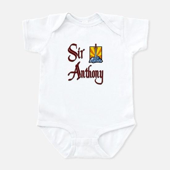 Sir Anthony Infant Bodysuit
