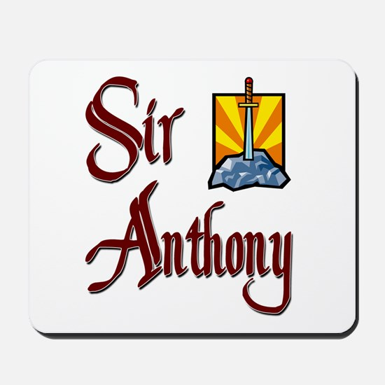 Sir Anthony Mousepad