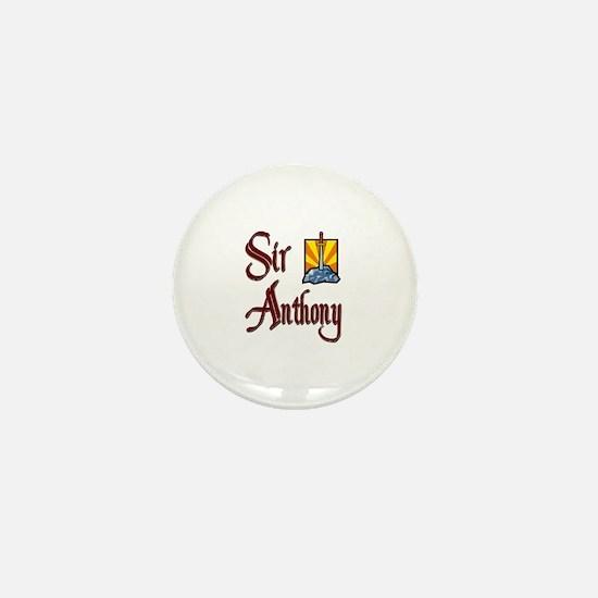 Sir Anthony Mini Button