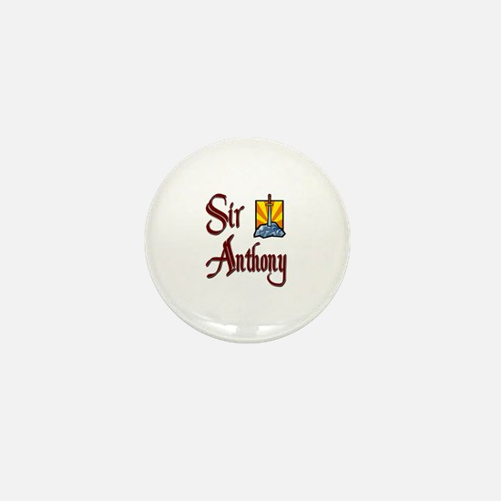 Sir Anthony Mini Button (10 pack)