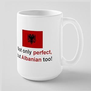 Perfect Albanian Large Mug