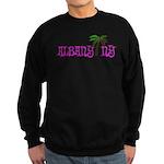Palms over Albany - Sweatshirt (dark)