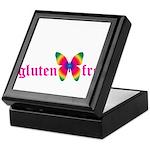 gluten-free butterfly Keepsake Box