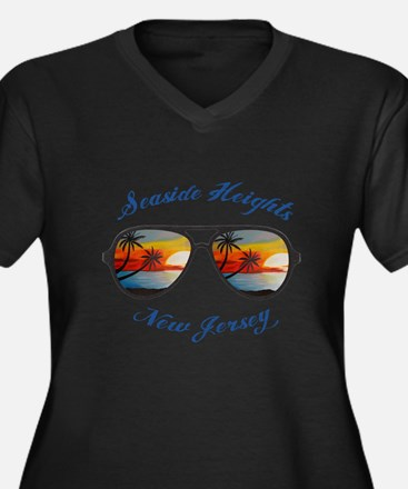 New Jersey - Seaside Heights Plus Size T-Shirt