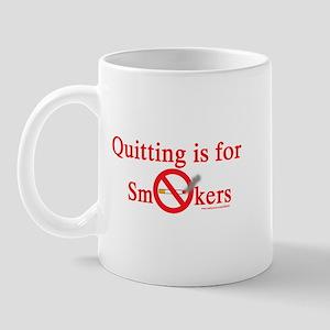 Quit Smoking Mug