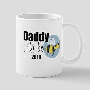 Daddy to Be 2010 Mug