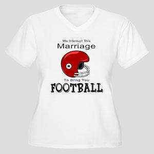 Football Sayings Women S Plus Size T Shirts Cafepress