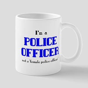 just police officer 11 oz Ceramic Mug