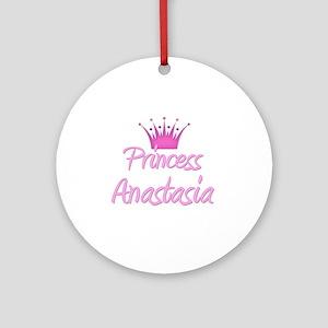 Princess Anastasia Ornament (Round)