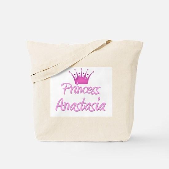 Princess Anastasia Tote Bag