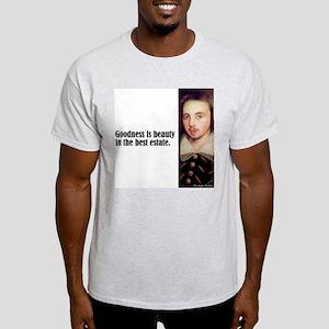 """Marlowe """"Goodness"""" Light T-Shirt"""