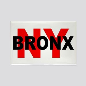BRONX NY Rectangle Magnet