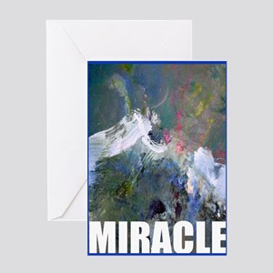 """RECOVERY """"Miracle"""" Greeting Card"""