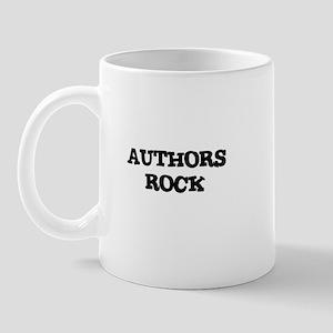AUTHORS  ROCK Mug