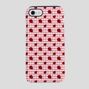 Cute Ladybugs iPhone 8/7 Tough Case