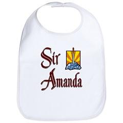 Sir Amanda Bib