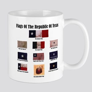 FLAGS OF THE REPUBLIC Mugs