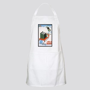 A Year of Good Reading BBQ Apron