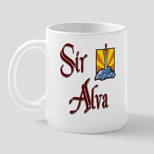 Sir Alva Mug