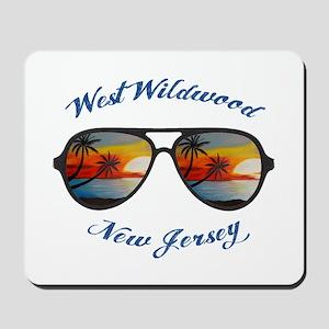 New Jersey - West Wildwood Mousepad