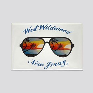 New Jersey - West Wildwood Magnets