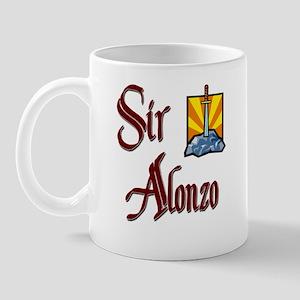 Sir Alonzo Mug