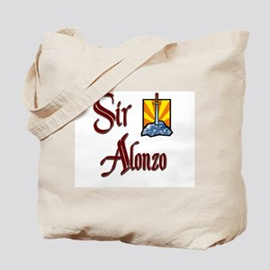 Sir Alonzo Tote Bag