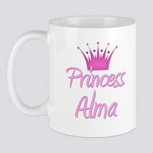 Princess Alma Mug