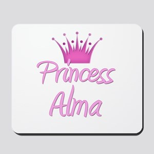 Princess Alma Mousepad